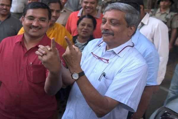 मनोहर पर्रिकर कल लेंगे गोवा के मुख्यमंत्री पद की शपथ