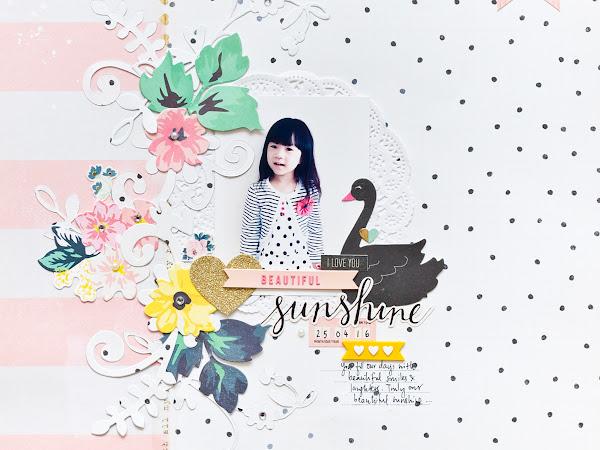 Maggie Holmes Design Team : Beautiful Sunshine