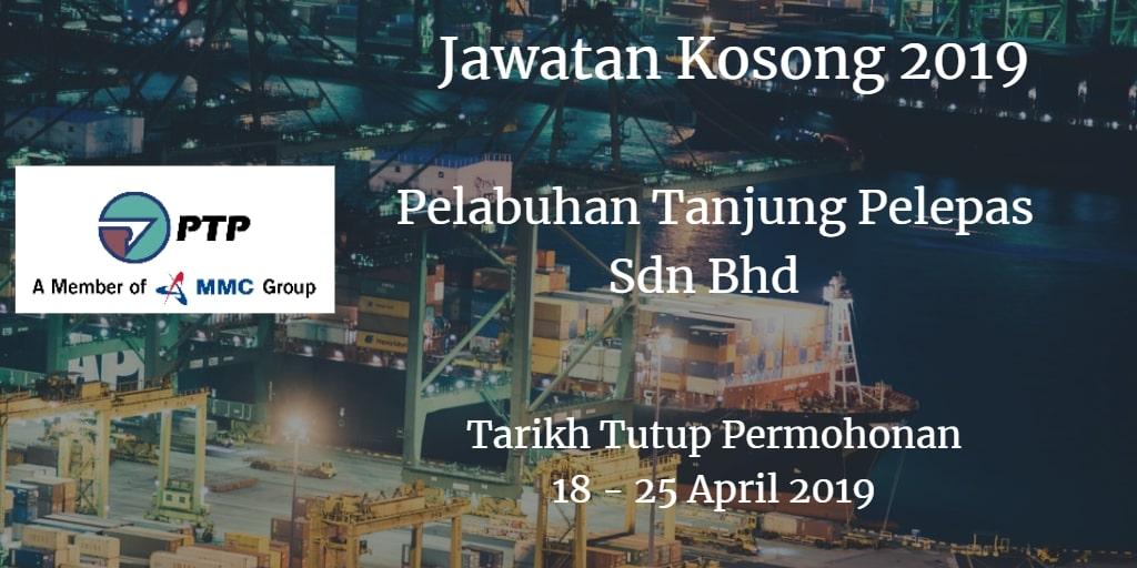 Jawatan Kosong PTP 18 - 25 April 2019