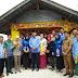 Meriahnya Pesta Panen Desa Lanosi  Yang  Dihadiri Bupati Luwu Timur