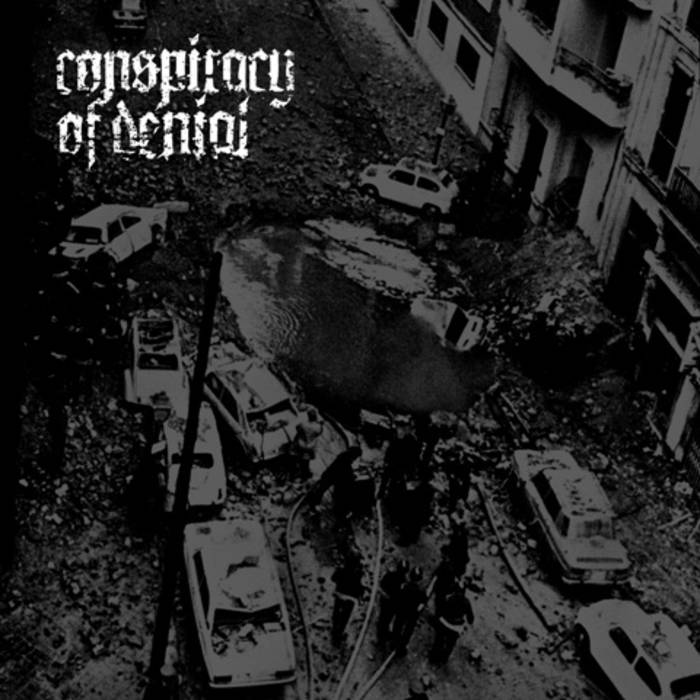 Conspiracy Of Denial - Λήθη - Conspiracy Of Denial - Λήθη