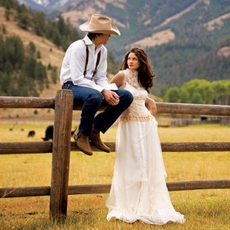 Casal Country casamento