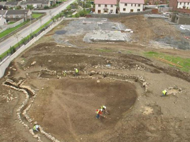 'Significant prehistoric landscape' revealed in Ireland's Dundalk
