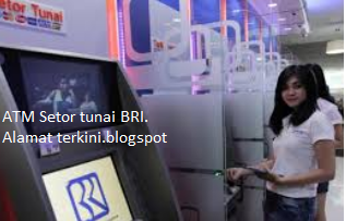 Disini Lokasi Terdekat Atm Setor Tunai Bri Jakarta Selatan