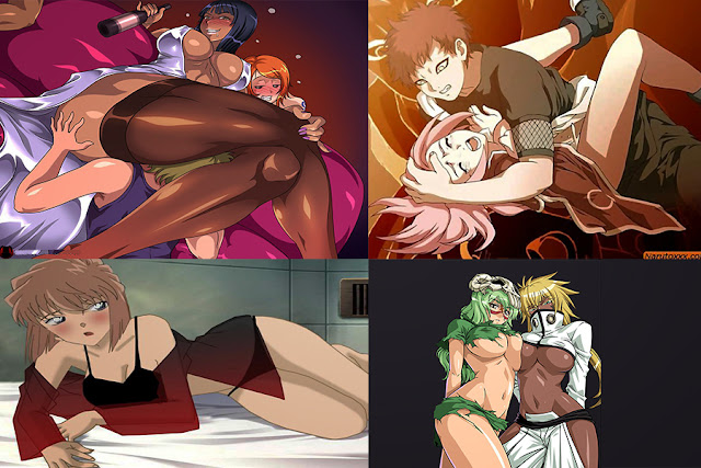 Film Anime Yang Paling Sering Dijadikan Film Anime Hentai