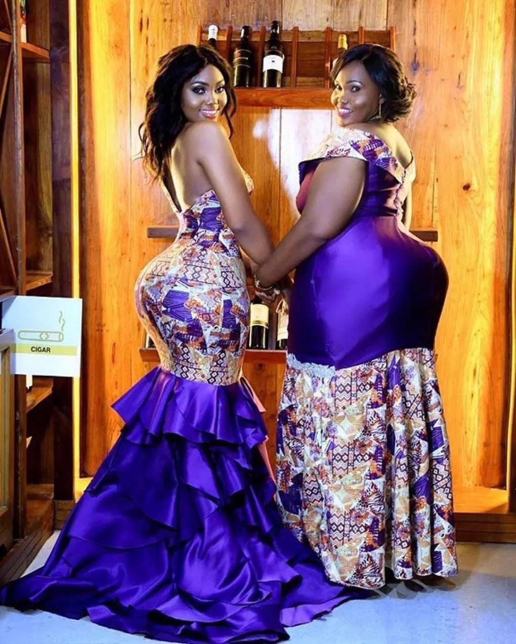 Sanchoka and her Mom