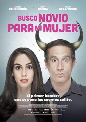 Busco Novio Para Mi Mujer 2016 DVD R1 NTSC Latino