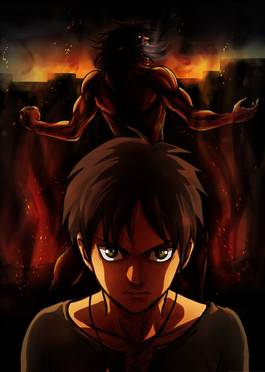 جميع حلقات انمى الهجوم على العمالقه الموسم الأول Shingeki no kyojin Season 1 بلوراي 1080P مترجم Shingeki no kyojin : attack on titan كامل اون لاين تحميل و مشاهدة جودة خارقة عالية بحجم صغير على عدة سيرفرات BD x265 الهجوم على العمالقه الموسم الأول Bluray