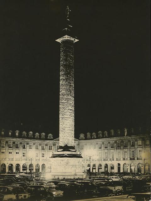 Place Vendôme - Paris - Les Mousquetettes