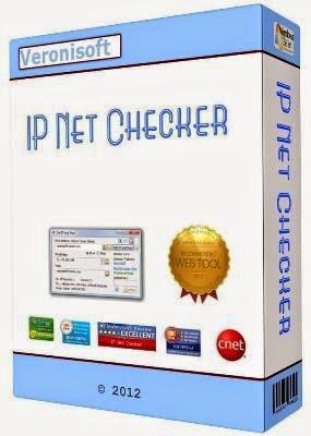 Veronisoft IP Net Checker Free