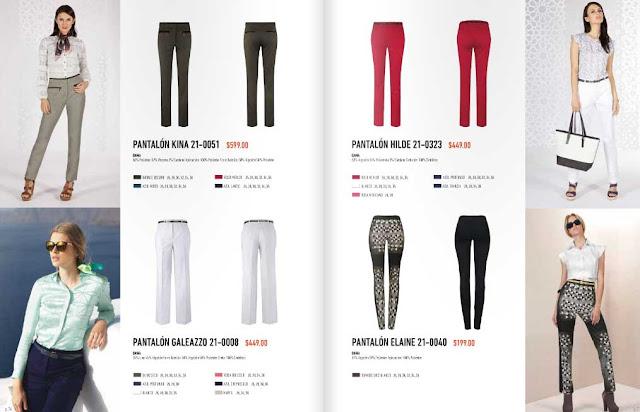pantalones de moda damas