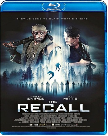 The Recall 2017 English Bluray Movie Download