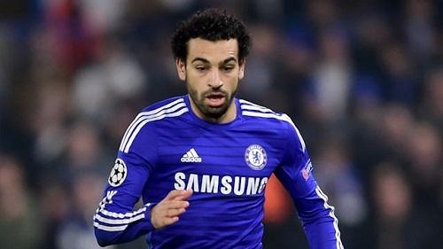 Salah trong màu áo CLB Chelsea