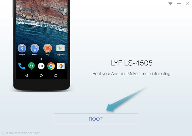 Root android device step5