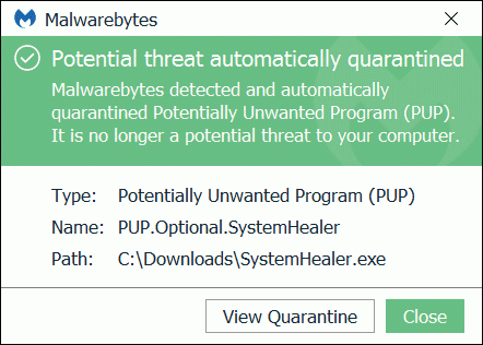 PUP.Optional.SystemHealer