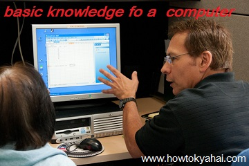 Basic knowledg of computer fundamental in hindi