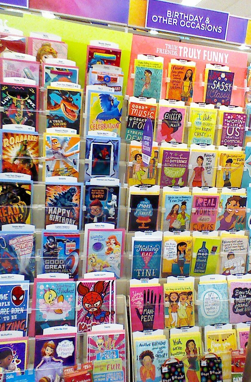 Sympathy Cards From Walgreens To Target TJ Maxx I Survey The Racks PLUS A BONUS TIP