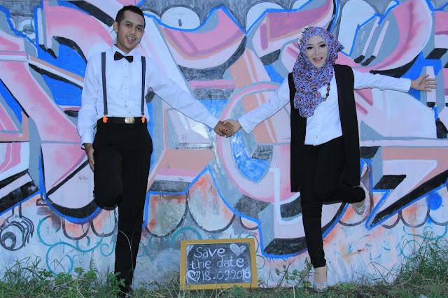 wedding terunik