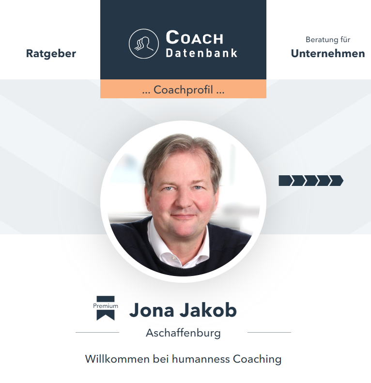 Profil Coach Datenbank