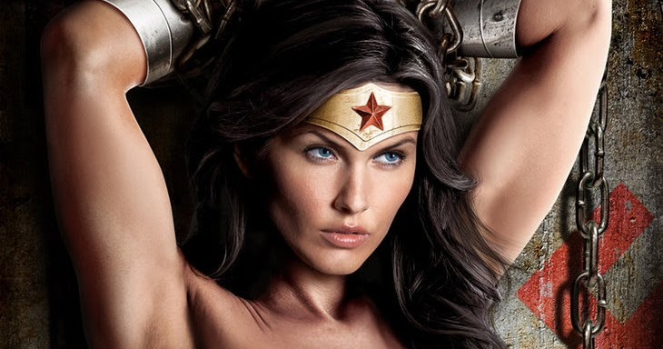 all sexy wonder woman nude photo