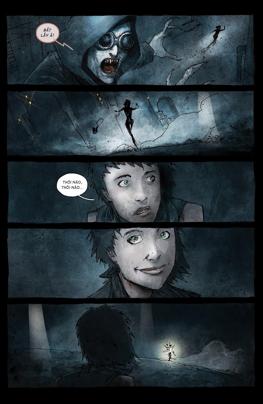 Broken Moon chương 1 trang 9