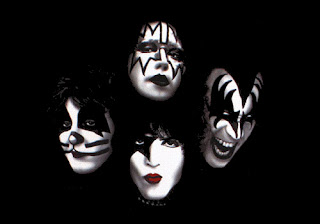 KISS Band Make Up History