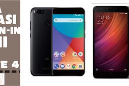 Cara Mengatasi Screen Burn-In Xiaomi Mi A1 & Redmi Note 4