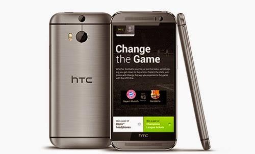 Harga Terbaru Dan Spesifikasi HTC One M8