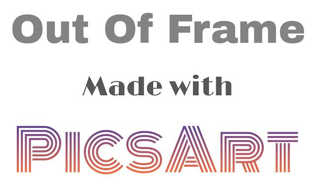 Membuat Efek Out Of Frame dengan PicsArt