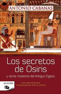 Los secretos de Osiris  Autor: Antonio Cabanas