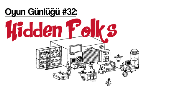 Oyun Günlüğü | The Game Diaries #32: Hidden Folks