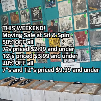 Final days for Sit & Spin at 9th and Reed