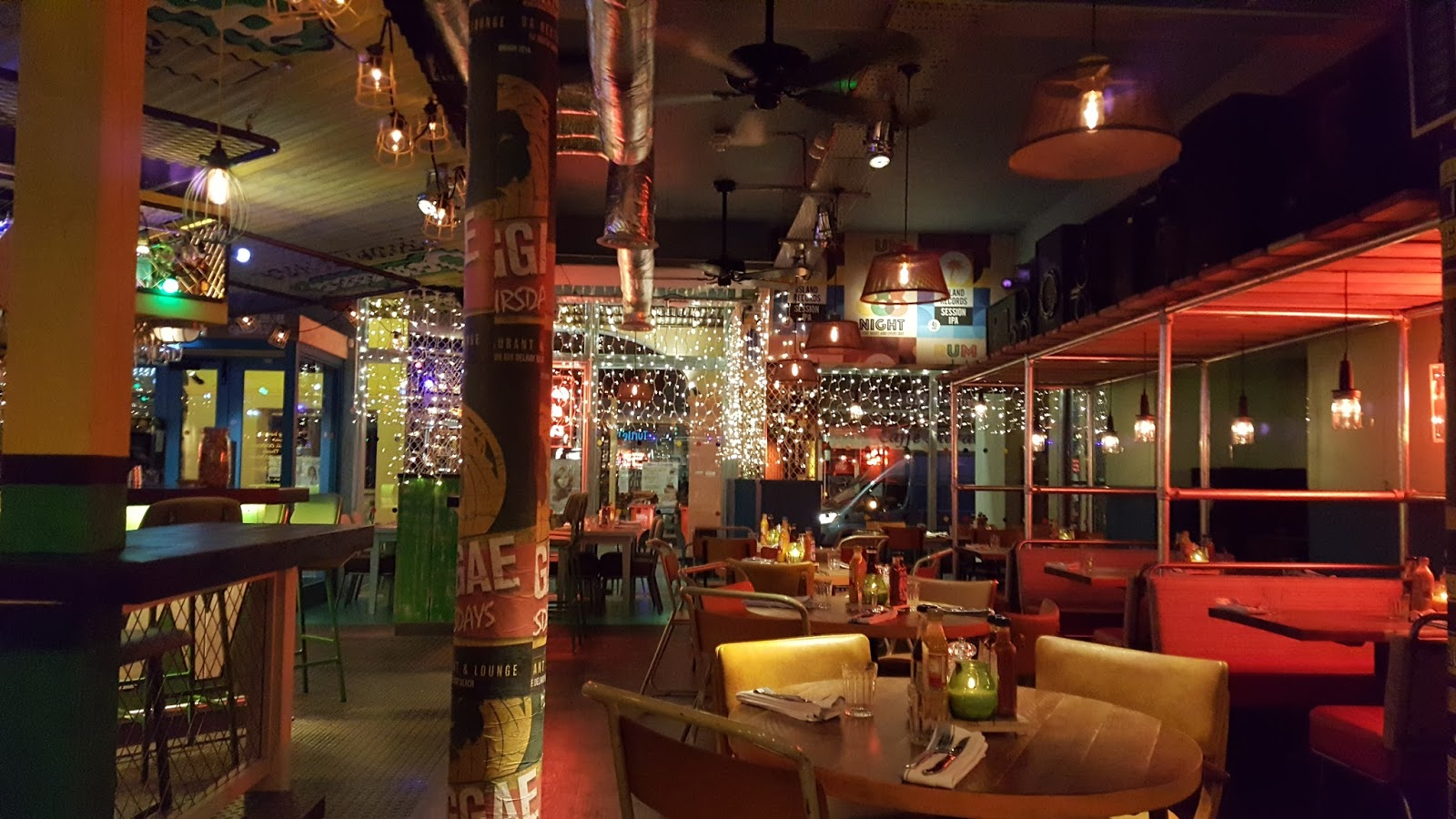 Turtle Bay Preview Night Life In The Mum S Lane