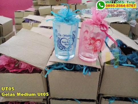 Grosir Gelas Medium Ut05