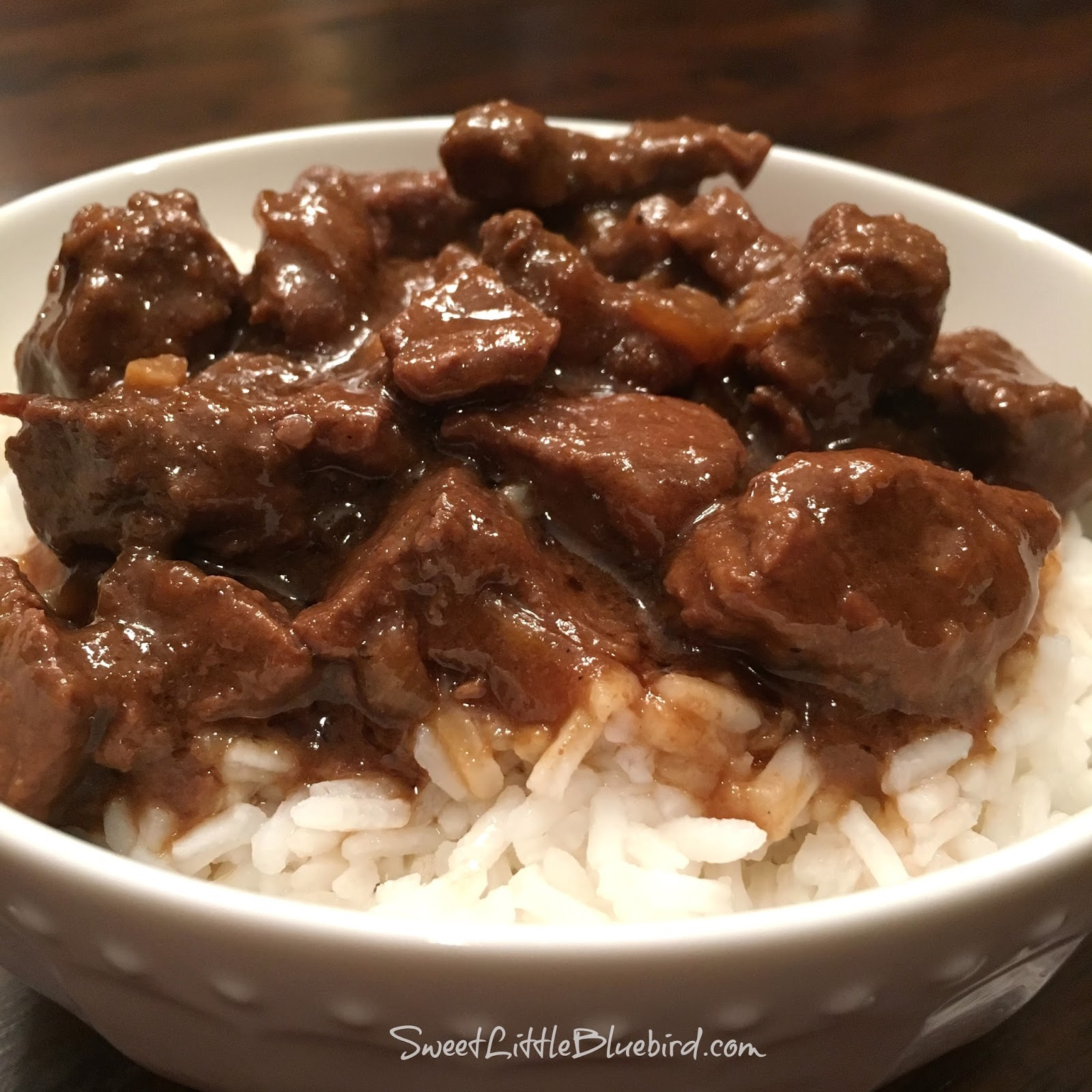 Beef Tips And Rice Recipe Slow Cooker
