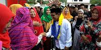 Ribuan Srikandi Kelurahan Pane Siap Menangkan LUTFI-FERI