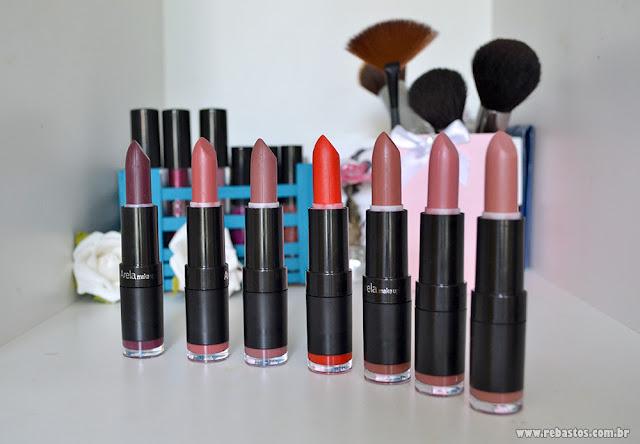 Batons Renata Meins Arela make up