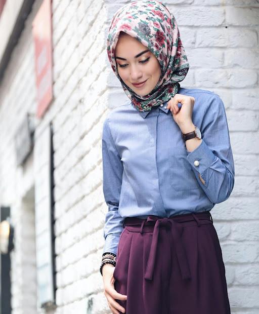 Image of: Islamic Fashion Hijab Muslim Girls Dumbos Diary Cool Hijab Dpz Hijaberduit Oneletterco