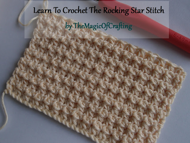 Free Crochet Patterns And Diy Crochet Charts Rocking Star Stitch