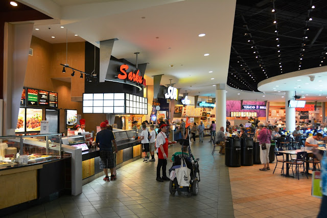 Northgate Mall Seattle food court