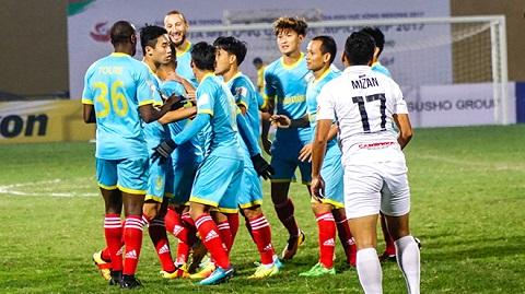 Khánh Hòa chốt danh sách tham dự V League 2018