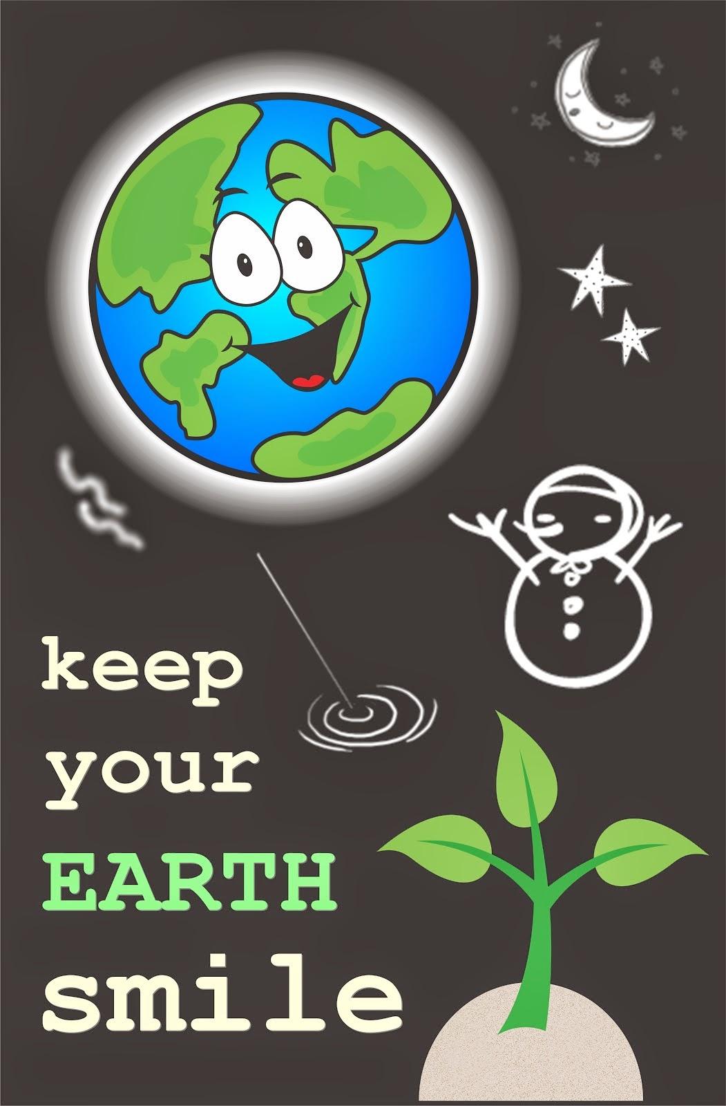 Kawoel S Blog Gambar Poster Lingkungan Hidup Adiwiyata Go Green