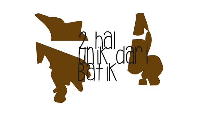 hal unik batik