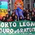 La Cámara de Diputados argentina aprueba la legalización del aborto.