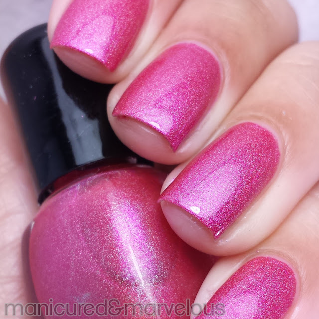 CDB Lacquer - Pinky Promise