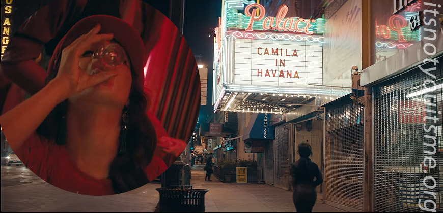 ItsNotYouItsMe Blog: Video Premiere Camila Cabello Ft Young