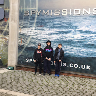 Spy Missions Croyden