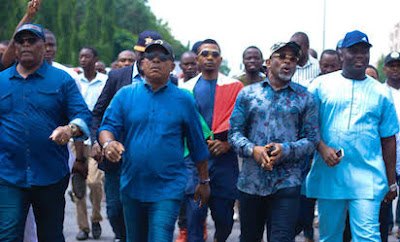 PDP May Not Be Part of 2019 Election If APC Continue Using INEC & Security To