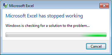 Microsoft Office 2010 Stop working Either Word, Excel, PowerPoint or