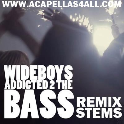 touch it remix acapella